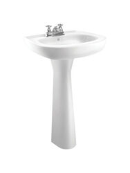 Cato  Jazmin  Rectangular  Lavatory Sink  White