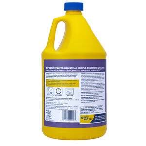 Zep  Industrial Purple  Mild Scent Cleaner and Degreaser  128 oz. Liquid