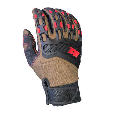 Ace  L  Duck Canvas  Impact  Gloves