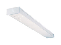Lithonia Lighting 32 watt 48 in. 2 lights Fluorescent Wraparound Light Fixture