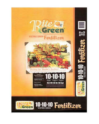 Rite Green  10-10-10  General Purpose Fertilizer  40 lb.