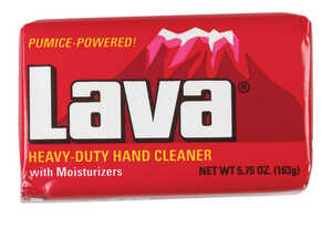 Lava  Heavy Duty Hand Cleaner  No Scent Bar Soap  5.75
