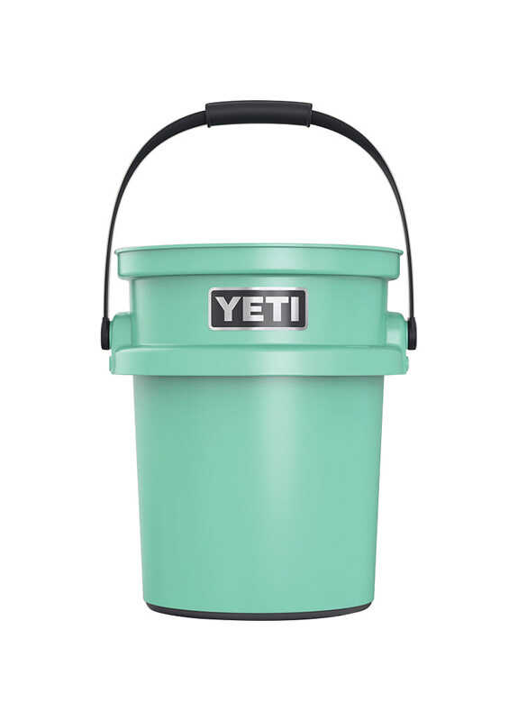 YETI  LoadOut  5 gal. Bucket  Green
