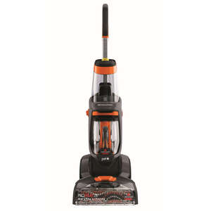 Bissell  Pro Heat 2X Revolution  Bagless  Carpet Cleaner  6.8 amps Standard  Orange