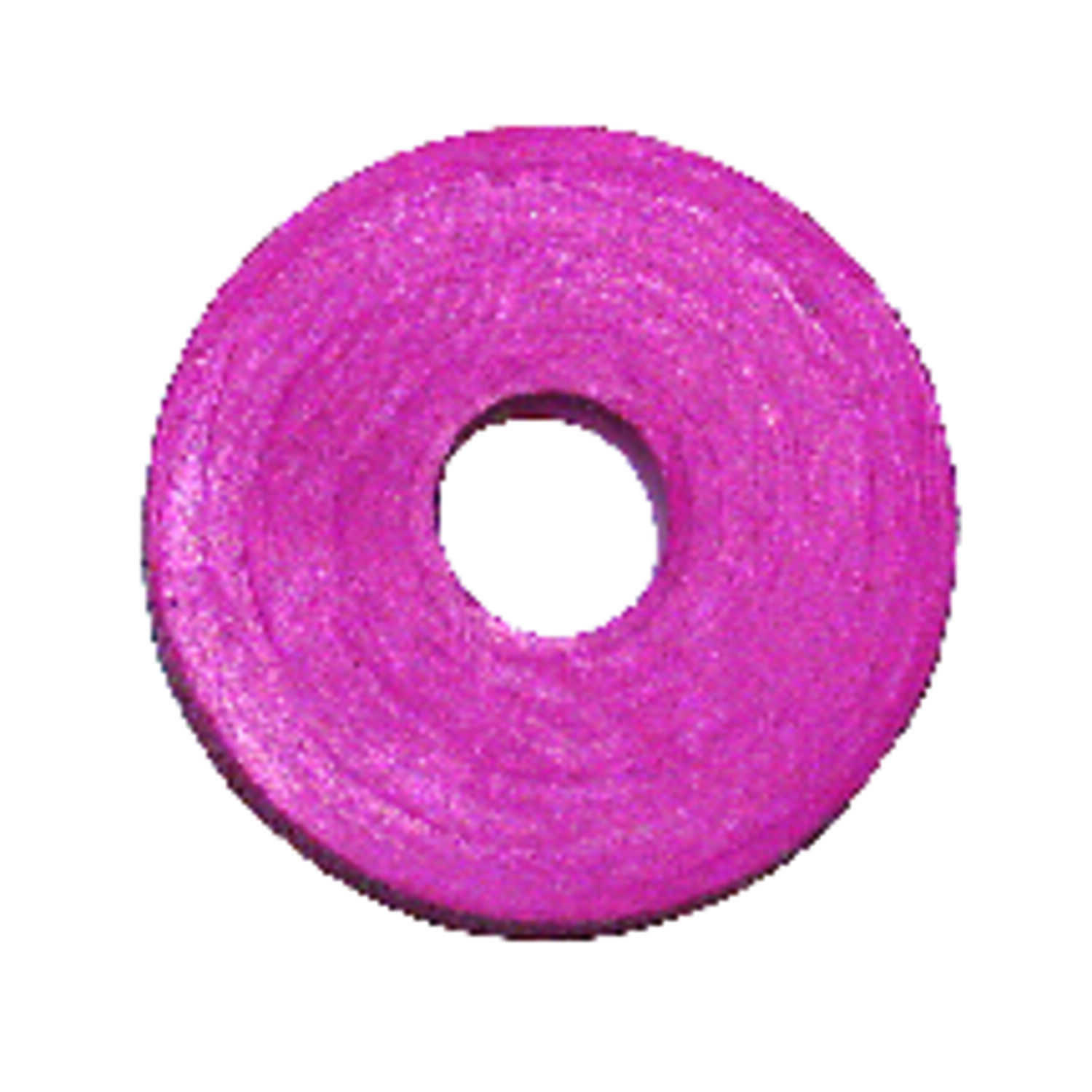 Ace  1/2 in. Dia. Rubber  Faucet Washer  6