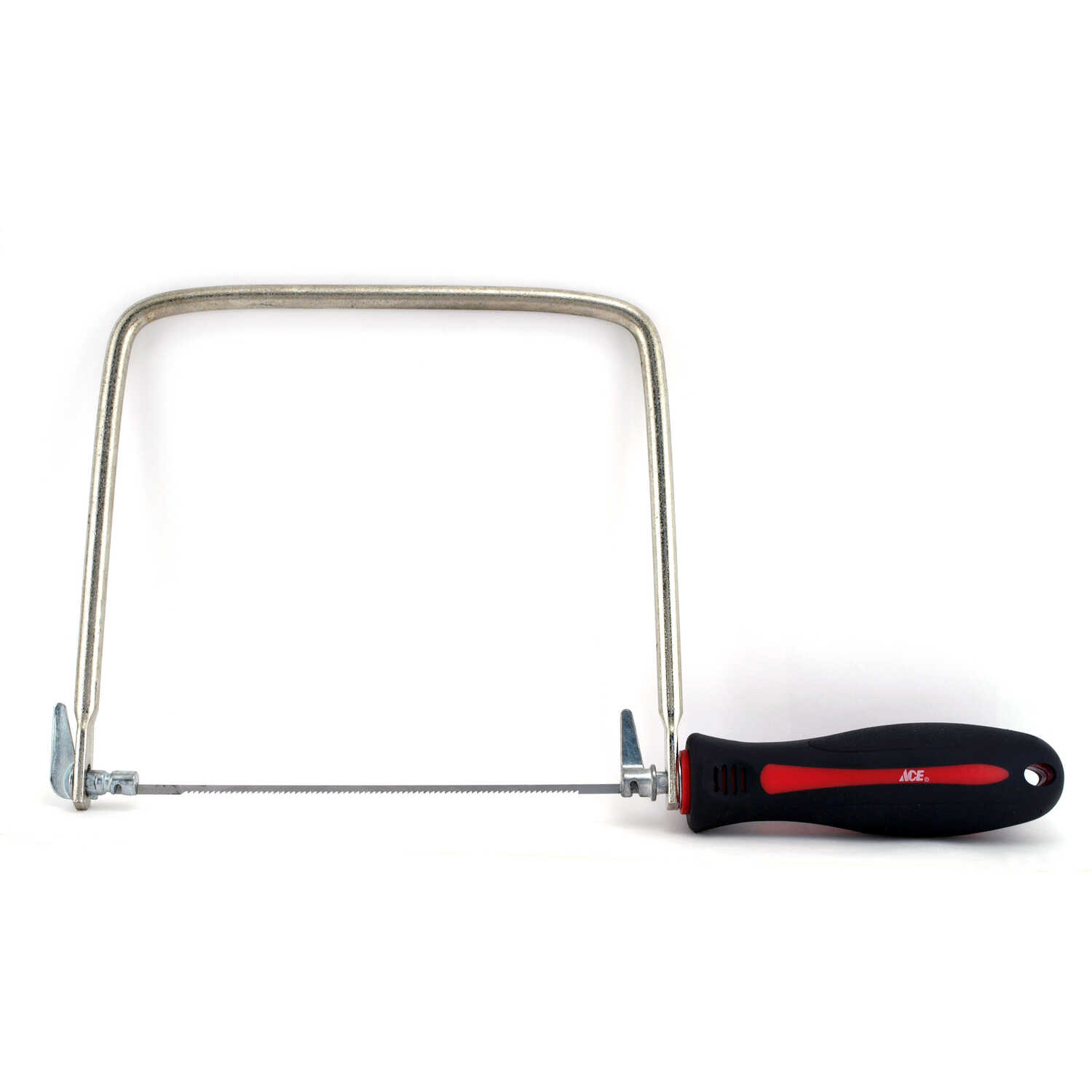 Ace  6 in. Steel  Coping Saw