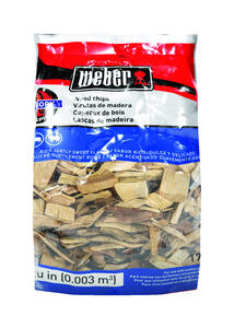Weber  Firespice  Hickory  Wood Smoking Chips  192 cu. in.