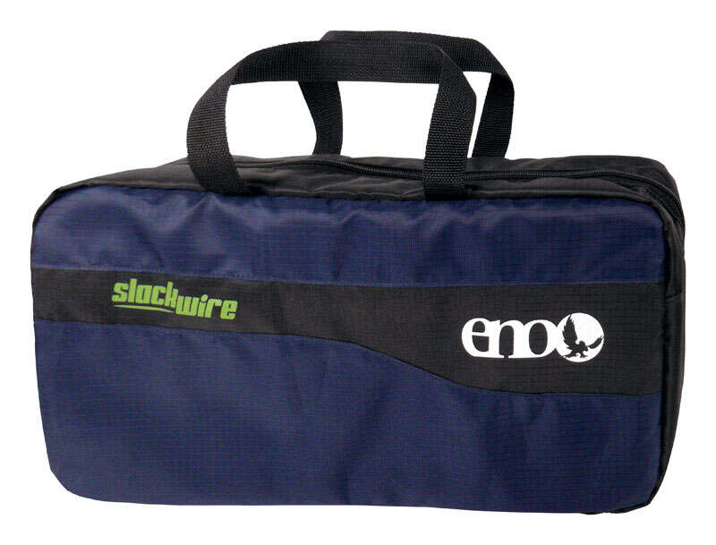 ENO  SlackWire  49 ft. L Blue  Slackline Kit  400 lb. 1 pk