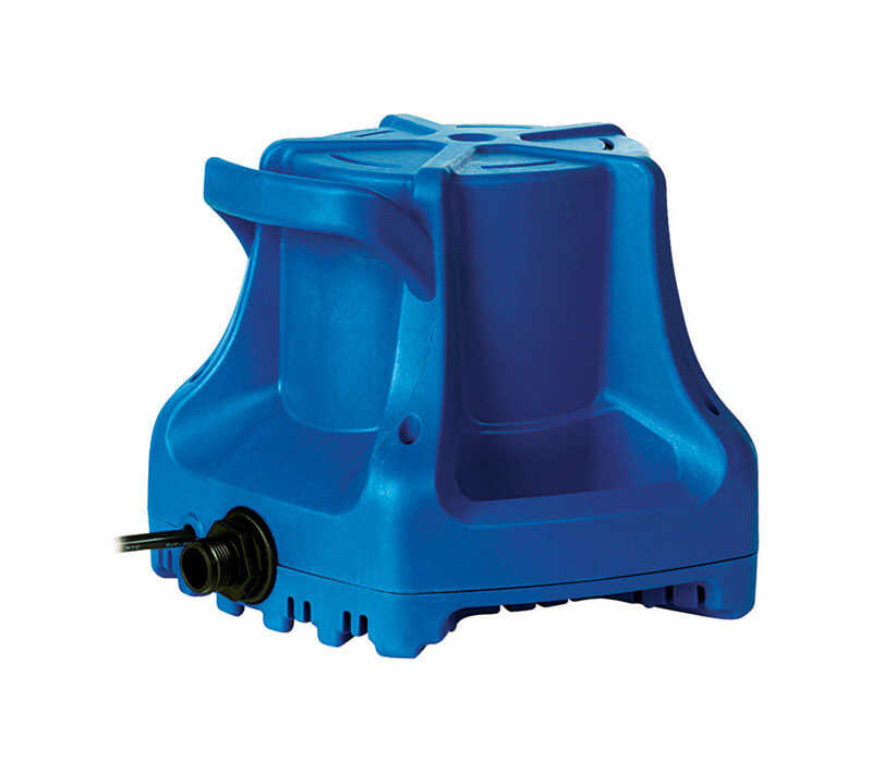 Little Giant  Pool Pump  9.5 in. H x 12 in. W x 12 in. L