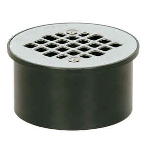 Sioux Chief  3 or 4 in. Dia. ABS  General Purpose Floor Drain