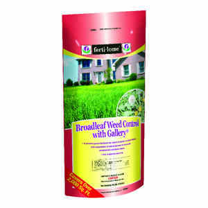 Ferti-Lome  Ready-To-Use  Broadleaf Weed Control with Gallery  Granules  10 lb.