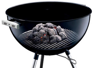 Weber  Steel  Charcoal Grate  For Charcoal One-Touch Kettle