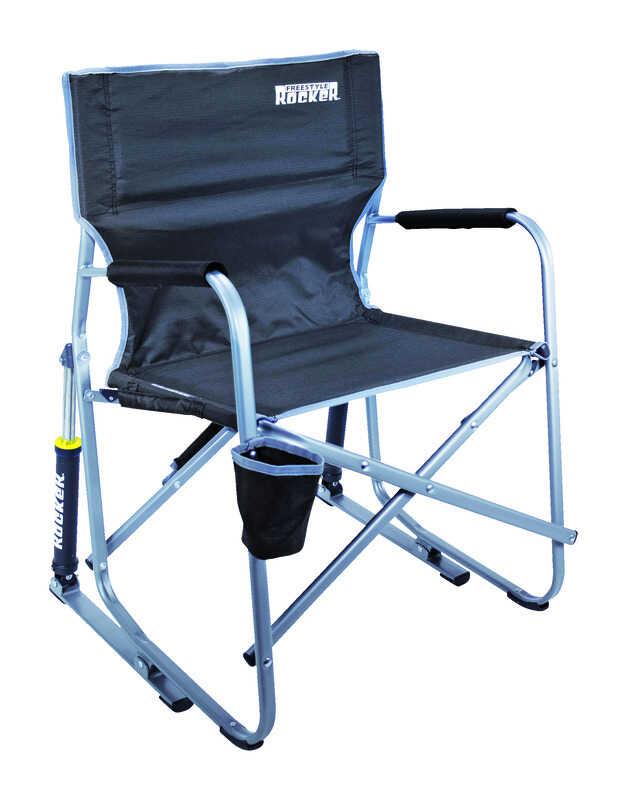 Gci Outdoor Freestyle Rocker Folding Chair Ace Hardware