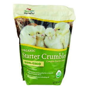 Manna Pro  Starter Crumbles  Feed  Crumble  For Poultry 5 lb.
