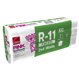 Owens Corning  23 in. W x 93 in. L 11  Kraft  Insulation  Batt  237.67 sq. ft.
