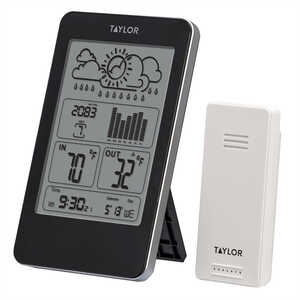 Taylor  Wireless Weather Station  Weather Station