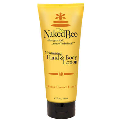 The Naked Bee  Orange Blossom Honey Scent Hand Lotion  6.7 oz. 1 pk