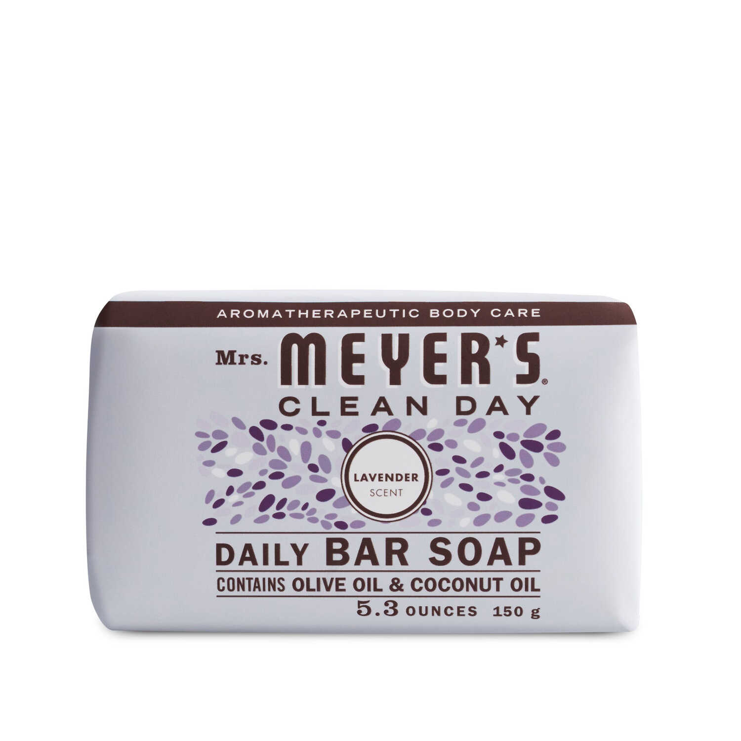 Mrs. Meyer's  Clean Day  Organic Lavendar Scent 5.3 oz. Bar Soap