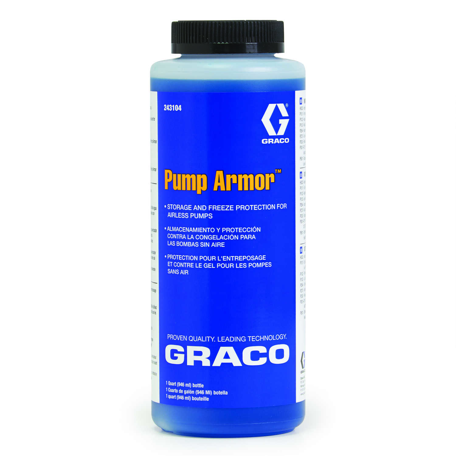 Graco  Storage Fluid