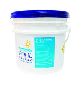 Pool Breeze  Pool Care System  Tablet  Chlorinating Chemicals  24.5 lb.