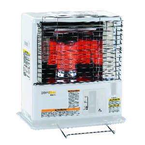 Heatmate Radiant Heater Kerosene 10,000 BTU 380 sq. ft.