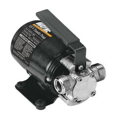 Wayne  1/10 hp 290 gph Chrome Plated Bronze  Switchless  AC and Battery  Transfer Pump