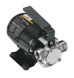 Wayne  1/10 hp 340 gph Chrome Plated Bronze  Transfer Pump