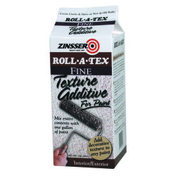 Zinsser Roll-A-Tex Indoor and Outdoor Clear Texture Additive 1 lb.