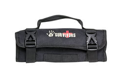 12 Survivors  Mini First Aid Roll-Up Kit