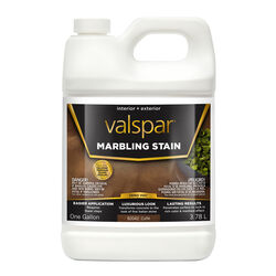 Valspar  Transparent  Cafe  Resin  Marbling Stain  1 gal.