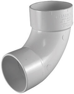 Charlotte Pipe  Schedule 30  PVC  Street Elbow
