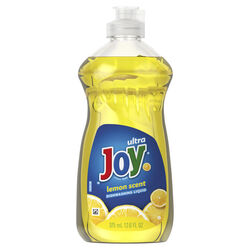 Joy  Ultra  Lemon Scent Liquid  Dish Soap  12.6 oz. 1 pk