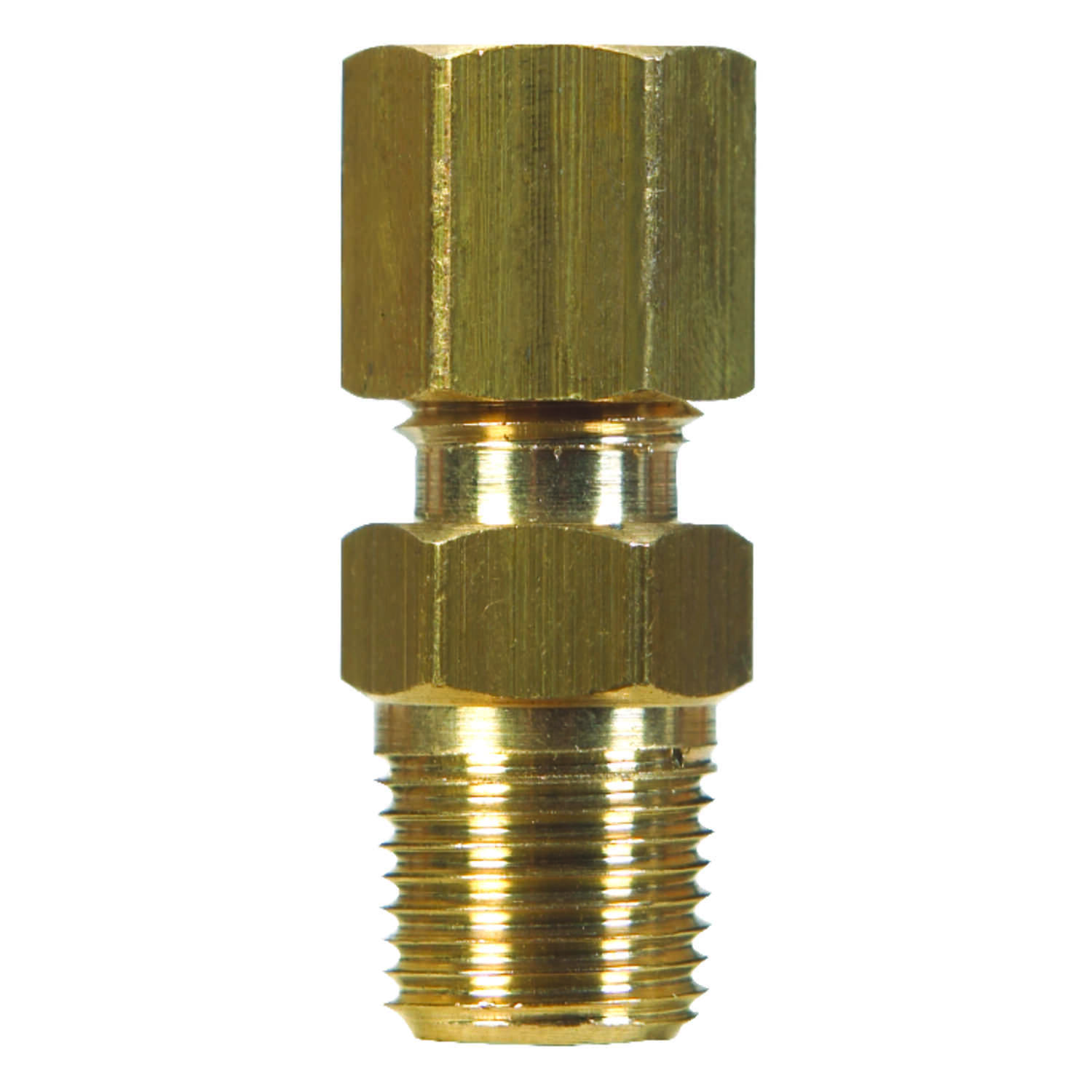 JMF  Brass  Compression Connector