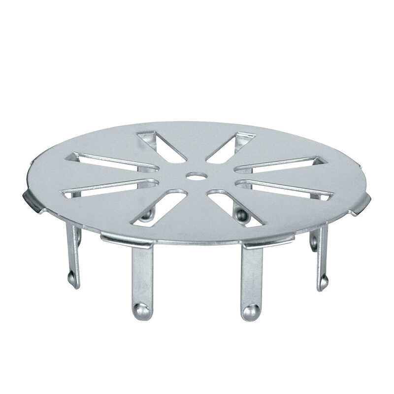 Sioux Chief  Gripper  3 in. Chrome  Floor Drain Cover