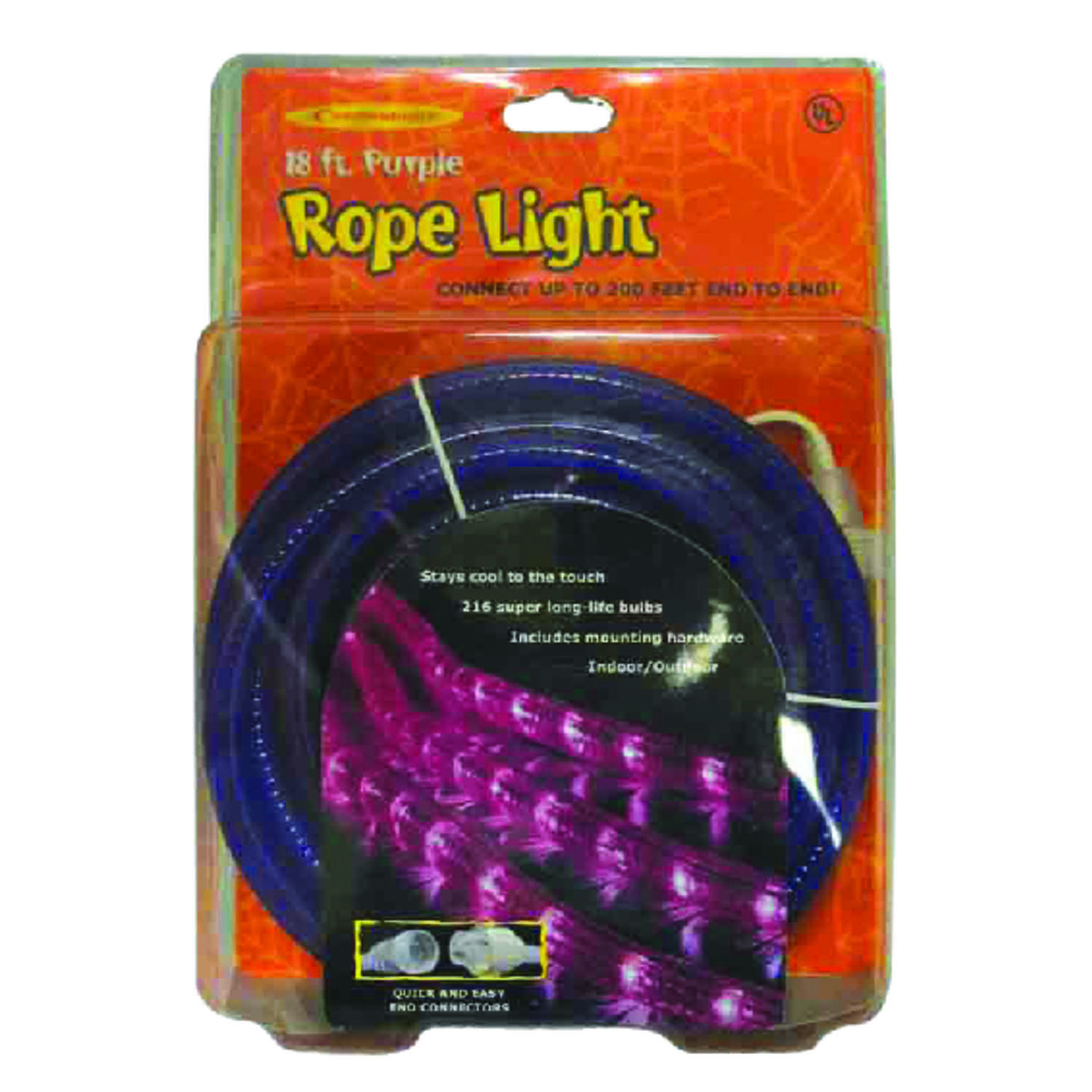 Celebrations  Rope Light  Lighted Halloween Decoration
