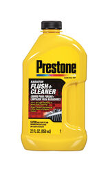 Prestone Radiator Flush For Aluminum/Metal 22 oz.