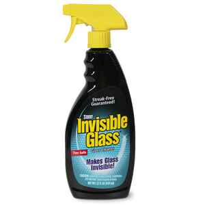 Stoner  Invisible Glass  Auto Glass Cleaner  Liquid  22 oz.