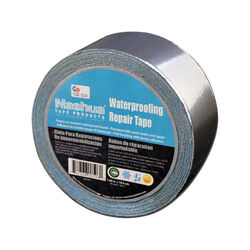 Nashua  1.89 in. W x 10.9 yd. L Silver  Duct Tape
