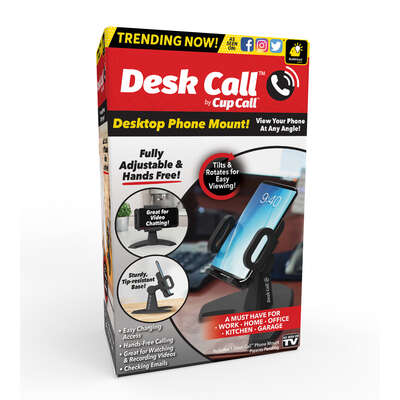 Desk Call  Cup Call  Desktop Phone Mount  1 pc.