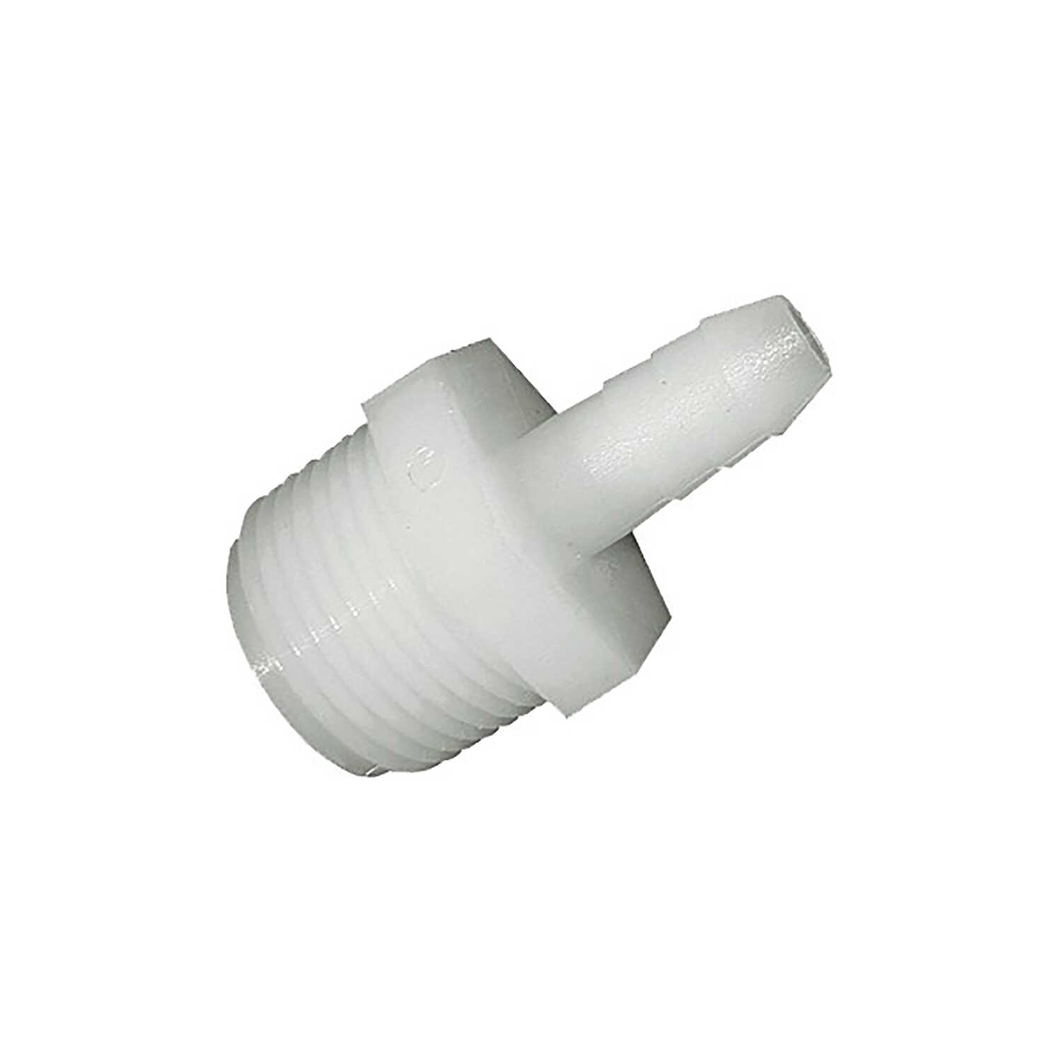 Green Leaf  Nylon  3/8 in. Dia. x 1/4 in. Dia. Adapter  1 pk