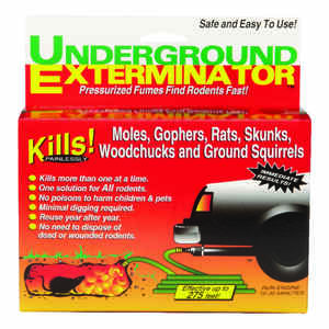 Manning  Underground Exterminator  For All Underground Rodents Pest Control  1