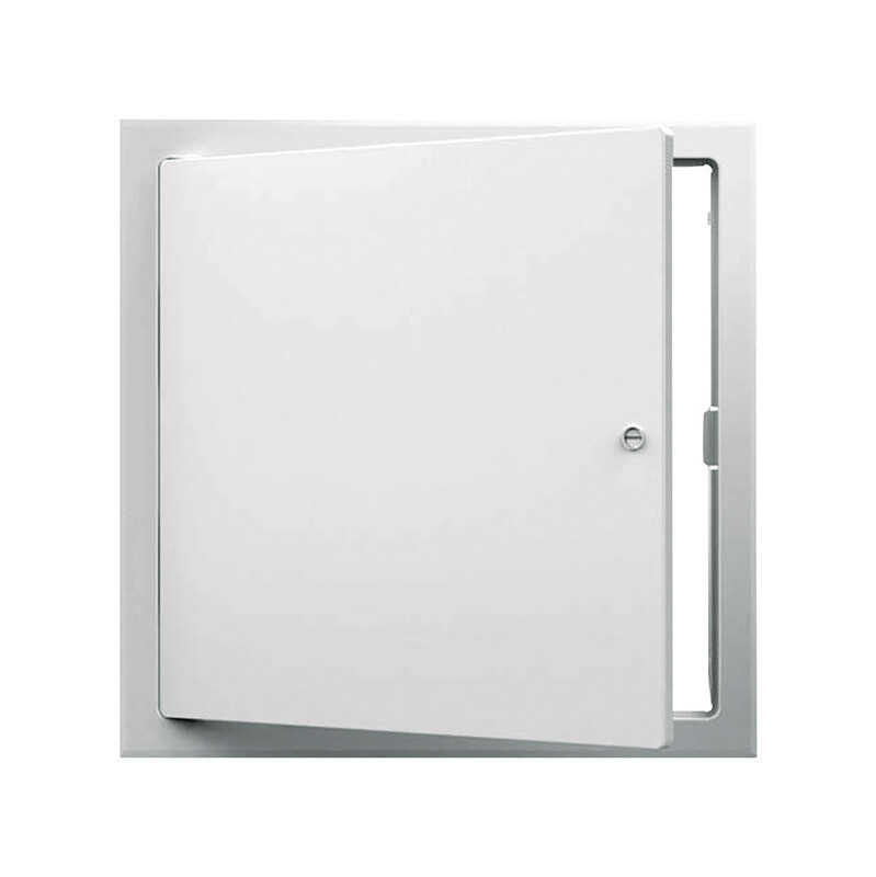 Acudor  Access Panel  Steel  White  12 in. W x 12 in. H