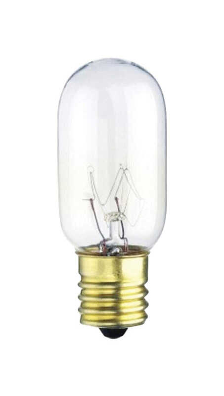 Westinghouse  25 watts T8  Incandescent Bulb  195 lumens Warm White  Tubular  1 pk