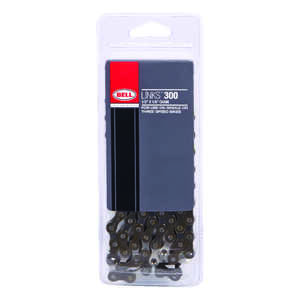 Bell Sports  Steel  Bicycle Chain  Bronze
