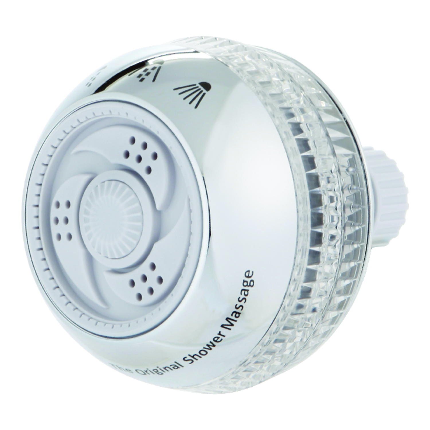 Waterpik  Showerhead  4 settings 2.5 gpm