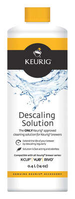 Keurig Coffee Maker Cleaner 14 oz. Liquid