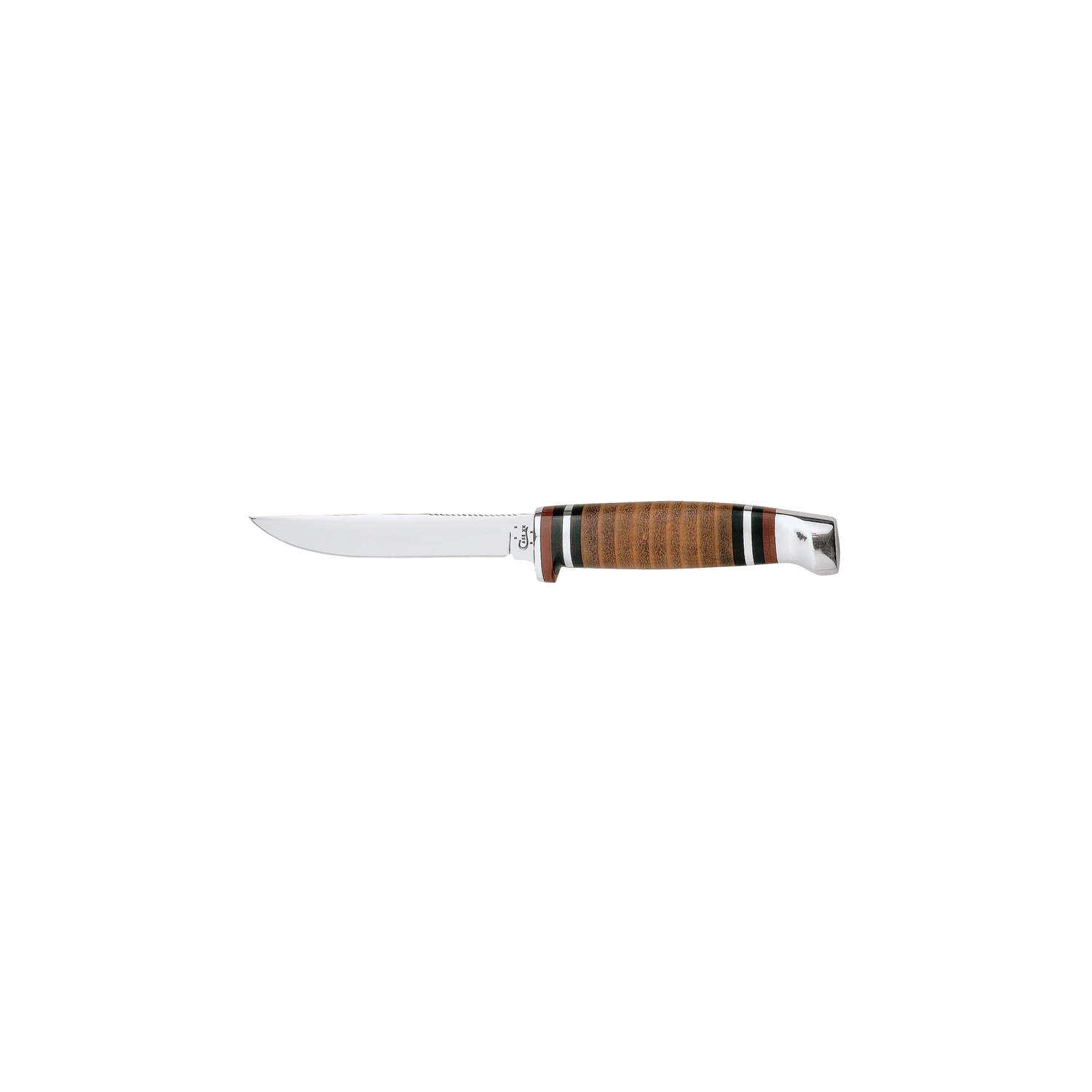 Case  Mini FINN Hunter  Knife  Brown