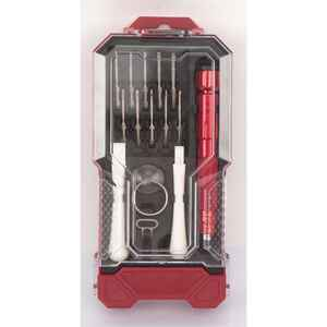 Craftsman  15 pc. Precision Screwdriver Set  8 in.