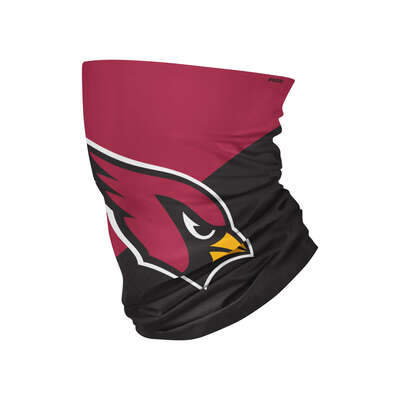 Foco  Arizona Cardinals  Gaiter Scarf  Face Mask  1 pk