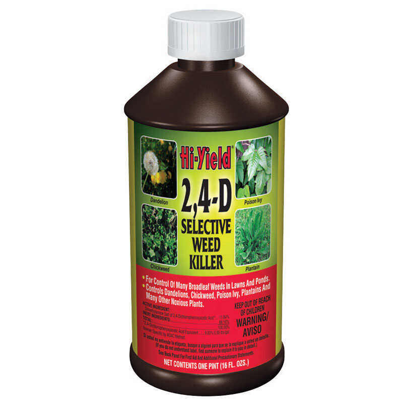 Hi-Yield  Fertilome  Weed Killer  Concentrate  16 oz.
